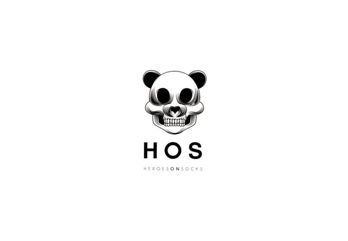 heroes on socks logo
