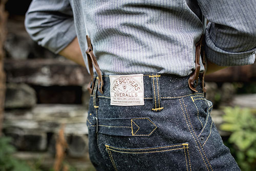 Pike Brothers Jeans